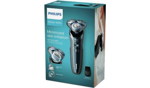 Philips S6630/11 Series 6000 Wet and Dry Electric Shaver